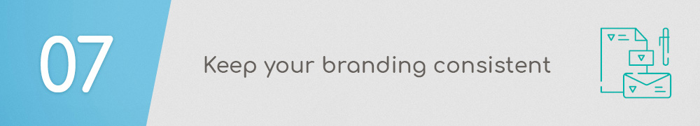 Association Website Best Practice: Keep your branding consistent