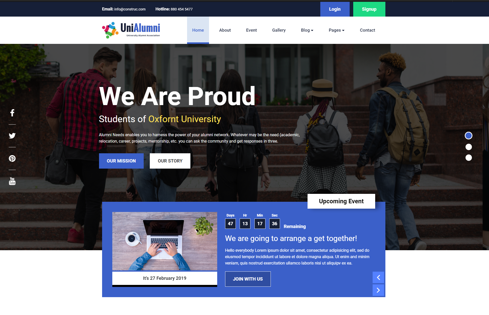 UniAlumni_Nonprofit_Website_Template.png