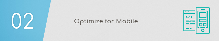 Optimize your donation page design for mobile.