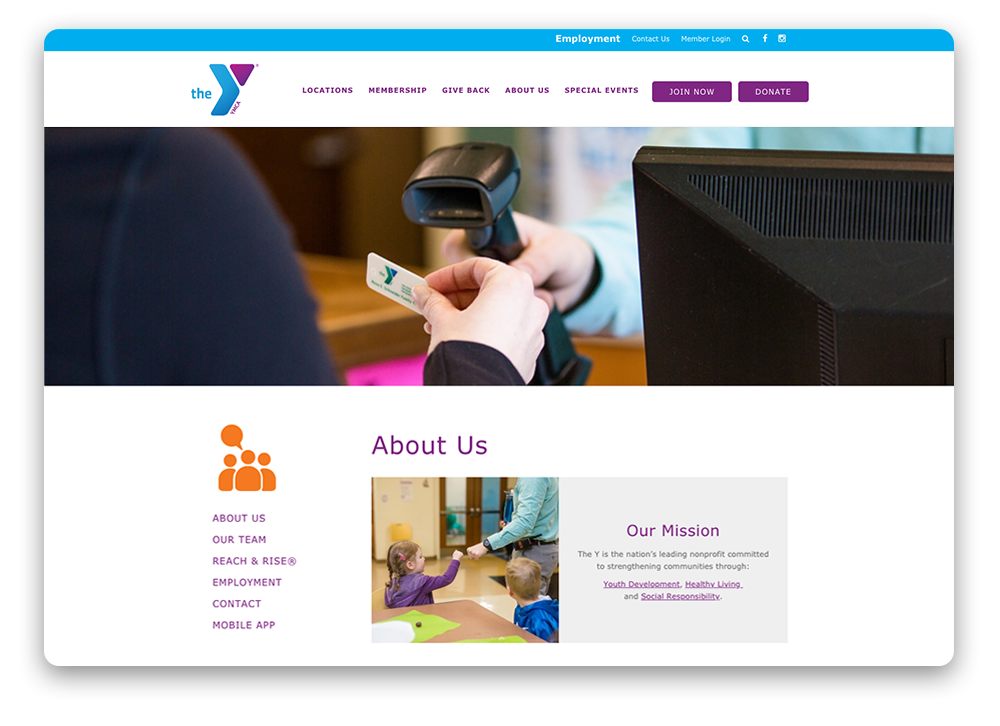 ymca-website-design-side-menu.png